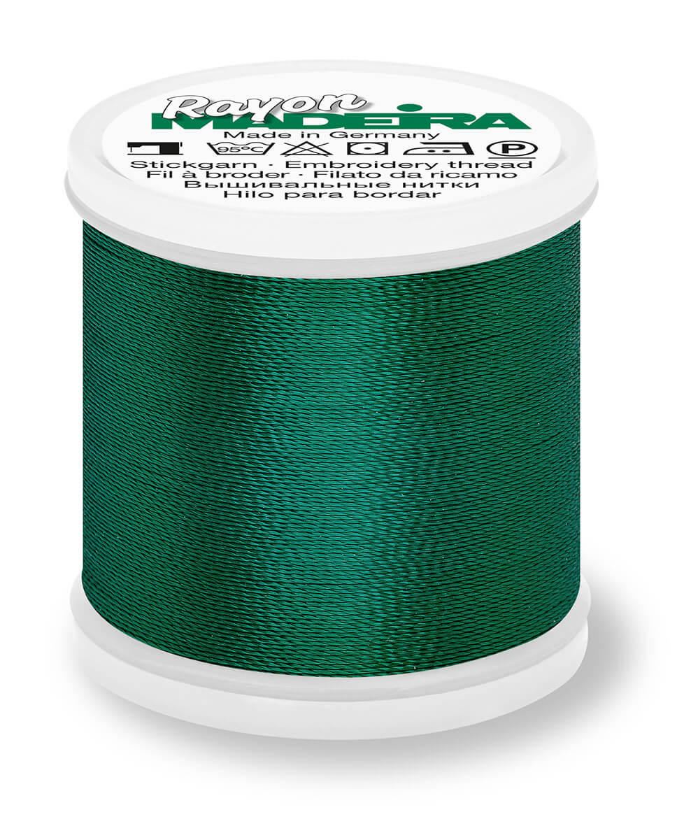MADEIRA RAYON 40 1000M MACHINE EMBROIDERY THREAD 1103