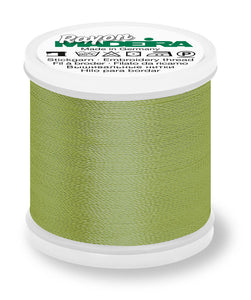 MADEIRA RAYON 40 1000M MACHINE EMBROIDERY THREAD 1106