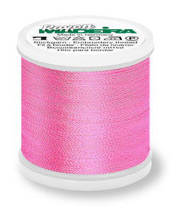 MADEIRA RAYON 40 1000M MACHINE EMBROIDERY THREAD 1107