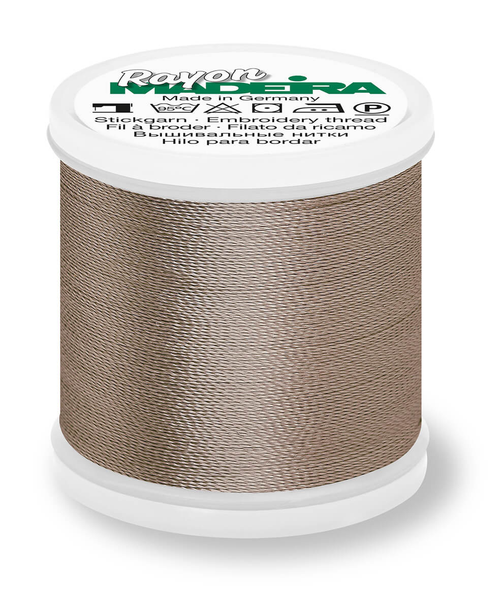 MADEIRA RAYON 40 1000M MACHINE EMBROIDERY THREAD 1128