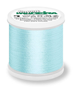 MADEIRA RAYON 40 1000M MACHINE EMBROIDERY THREAD 1132