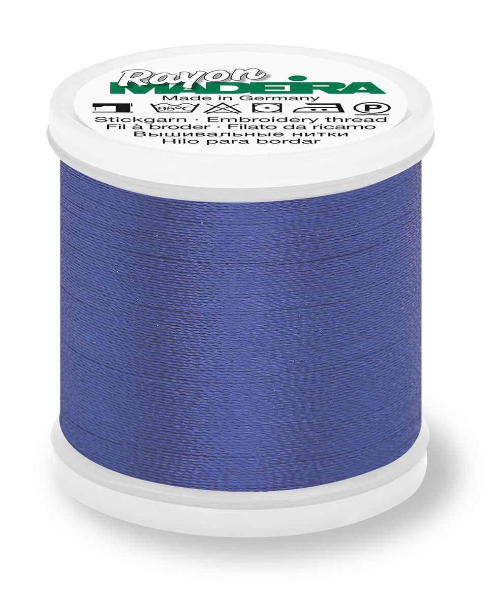 MADEIRA RAYON 40 1000M MACHINE EMBROIDERY THREAD 1143