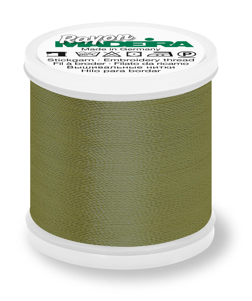 MADEIRA RAYON 40 1000M MACHINE EMBROIDERY THREAD 1157