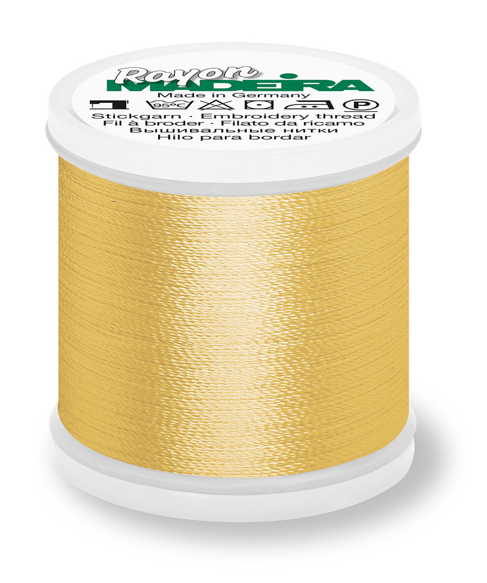 MADEIRA RAYON 40 1000M MACHINE EMBROIDERY THREAD 1159