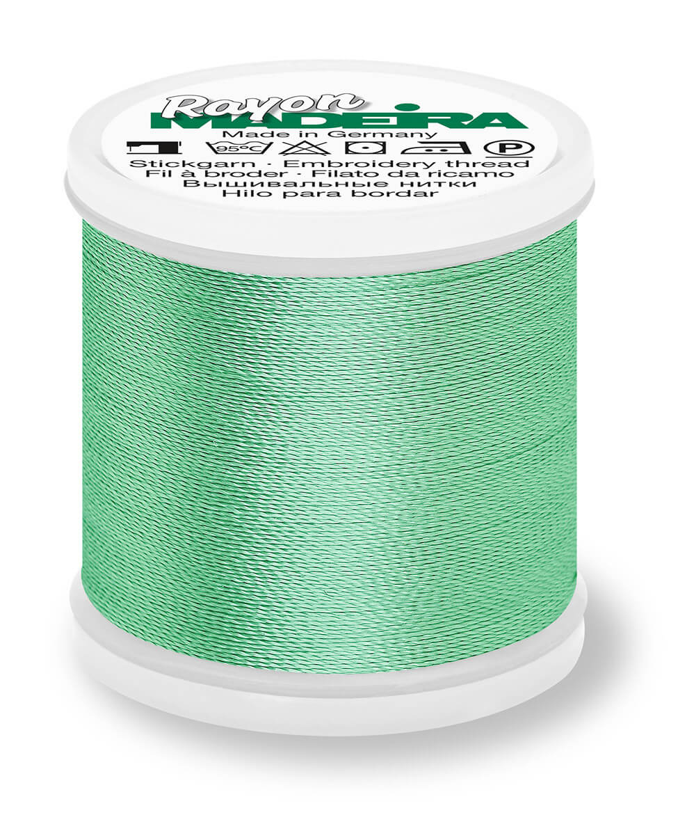 MADEIRA RAYON 40 1000M MACHINE EMBROIDERY THREAD 1301