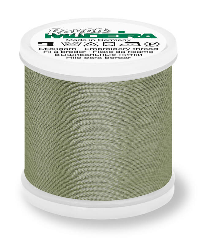 MADEIRA RAYON 40 1000M MACHINE EMBROIDERY THREAD 1306