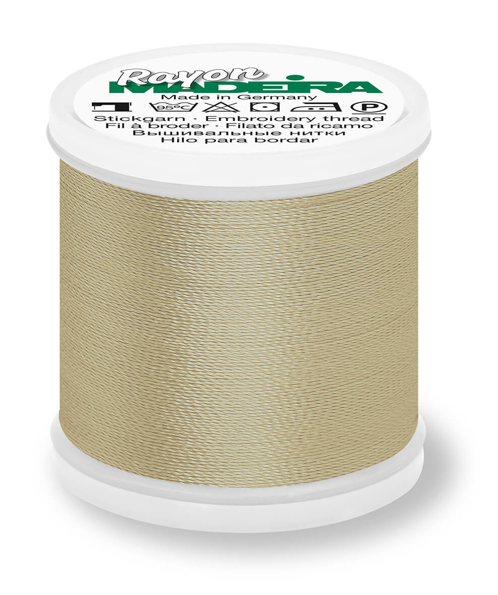 MADEIRA RAYON 40 1000M MACHINE EMBROIDERY THREAD 1338