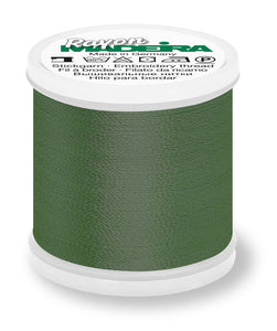 MADEIRA RAYON 40 1000M MACHINE EMBROIDERY THREAD 1357