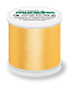 MADEIRA RAYON 40 1000M MACHINE EMBROIDERY THREAD 1372