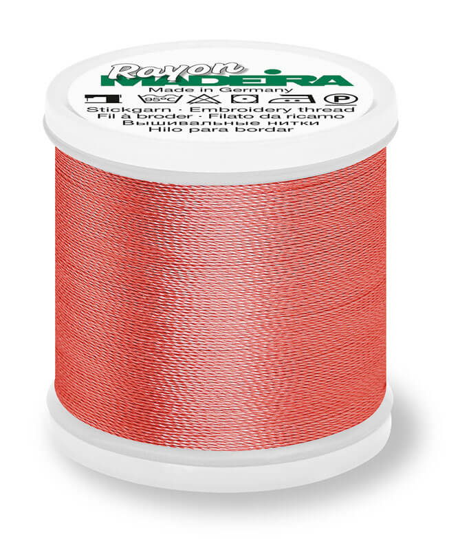 MADEIRA RAYON 40 1000M MACHINE EMBROIDERY THREAD 1379