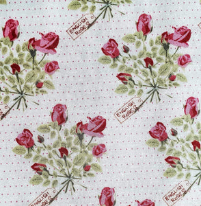 Gütermann Fabrics – English Roses - Lizzy's Garden by Vero's World – 649422-0610