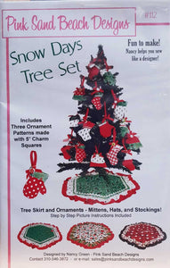 Snow Days Tree Set