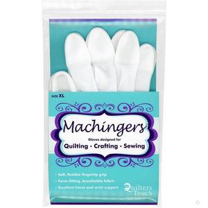 Quilters Touch Machingers Quilting Gloves - XL