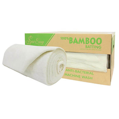 Sew Easy Batting Bamboo 140GSM