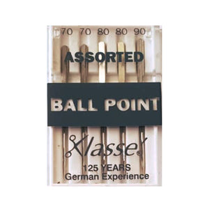 Klassé Ballpoint Assorted Needles
