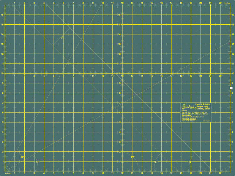 Double Sided Cutting Mat - Large