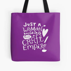 Craft Empire Tote Bag