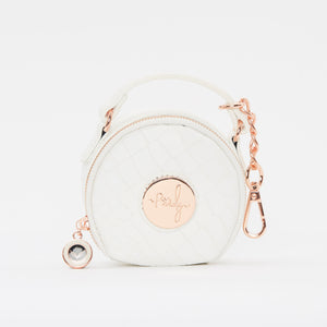 Birdy Jewelry Case | Snow • Rose