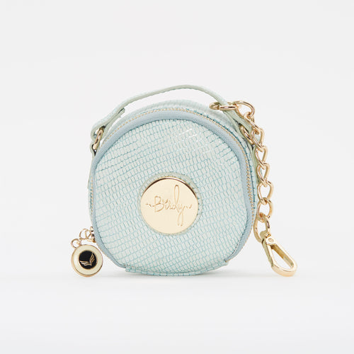 Birdy Jewelry Case | Mint • Gold