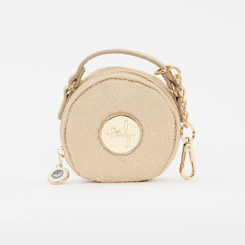 Birdy Jewelry Case | Champagne • Gold