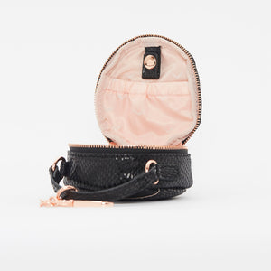 Birdy Jewelry Case | Black • Rose