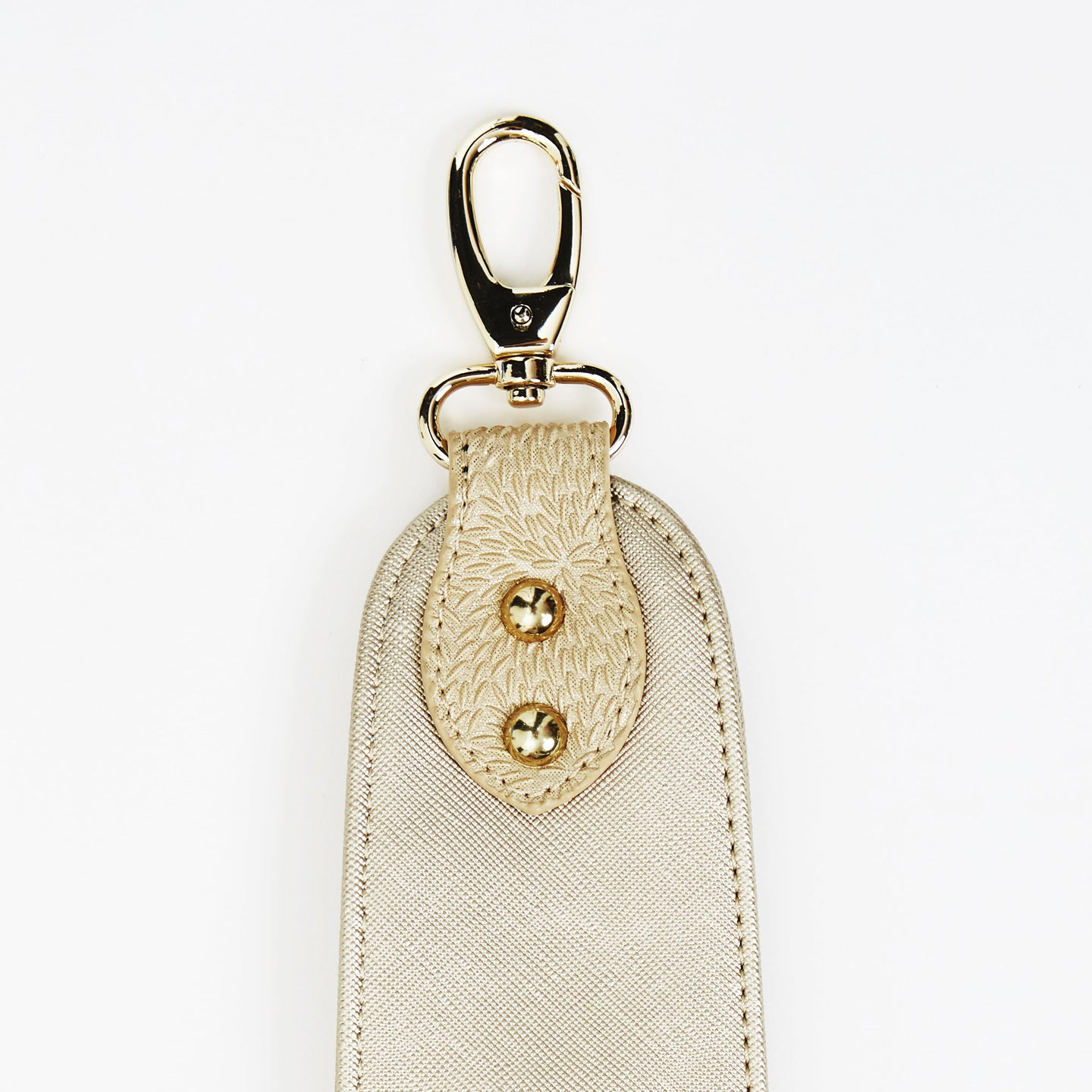 Birdy Shoulder Strap | Champagne • Gold