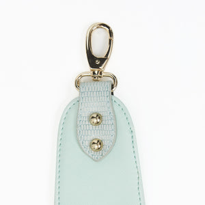 Birdy Shoulder Strap | Mint • Gold