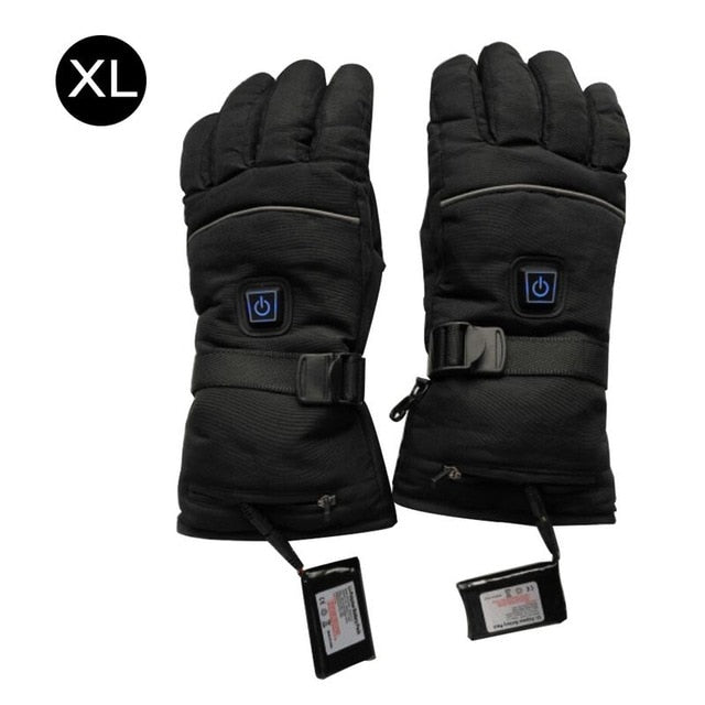 Thermal Heated Rechargeable Electric Gloves (120-Day Money Back Guarantee)