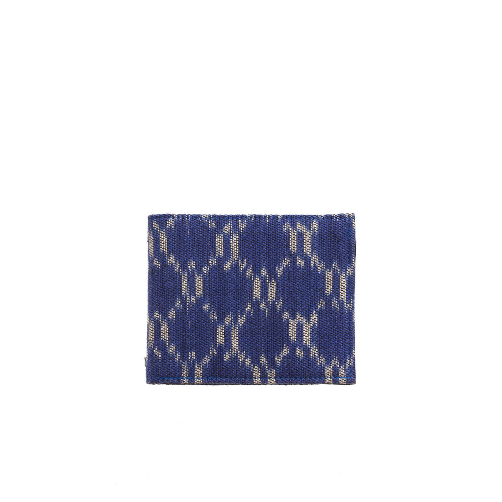 Diamond Ikat Bifold Wallet
