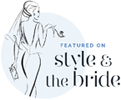 style and the bride eagle eyed bride luxury contemporary wedding invitations and stationery