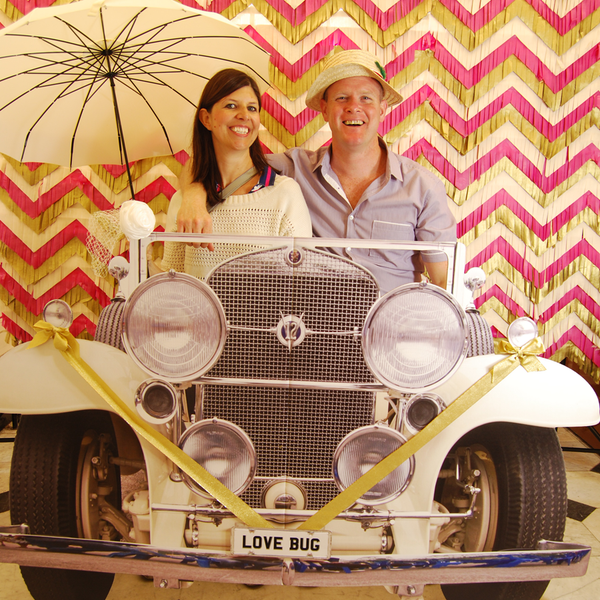Love Bug Photo Booth