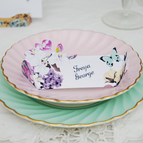 Midsummer Classic Place Card, personalised