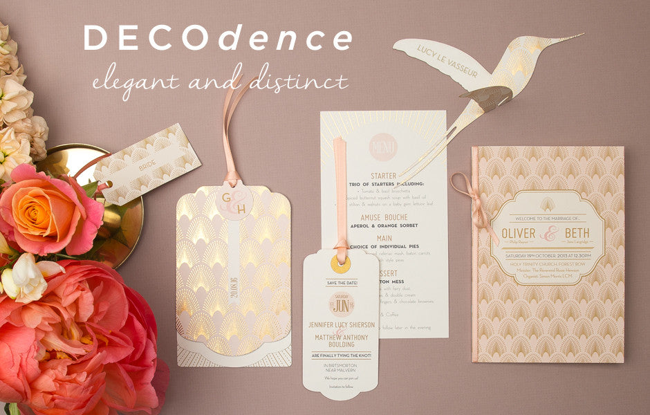 Decorative Wedding Invitations