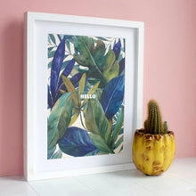 Load image into Gallery viewer, Tropical Print