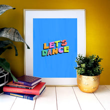 Load image into Gallery viewer, Let's Dance Print