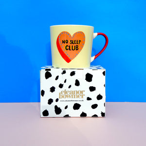 No Sleep Club Mug