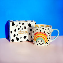 Load image into Gallery viewer, Life Is Fantastic Rainbow Mug