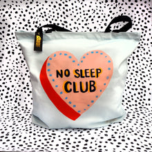 Load image into Gallery viewer, No Sleep Club Tote Bag