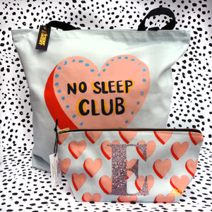 No Sleep Club Tote Bag