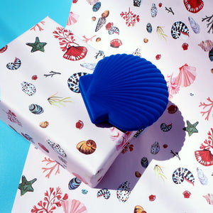 Miama Shells Gift Wrap