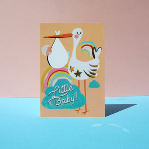 Little Baby Card