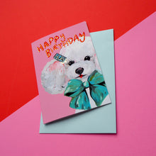 Load image into Gallery viewer, Happy Birthday Hun Card