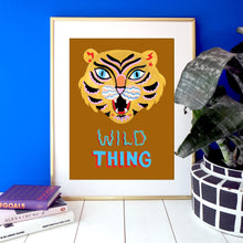Load image into Gallery viewer, Wild Thing Print