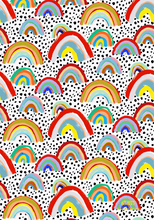 Load image into Gallery viewer, Rainbow Gift Wrap