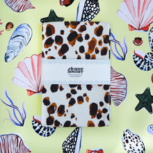 Load image into Gallery viewer, NEW Animal Print Tea Towel Trio