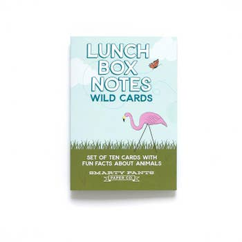 Wild Card Lunch Box Notes