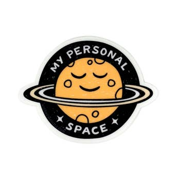 Personal Space | Sticker