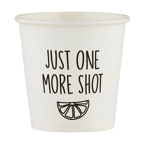 Paper Shot Cup | One More