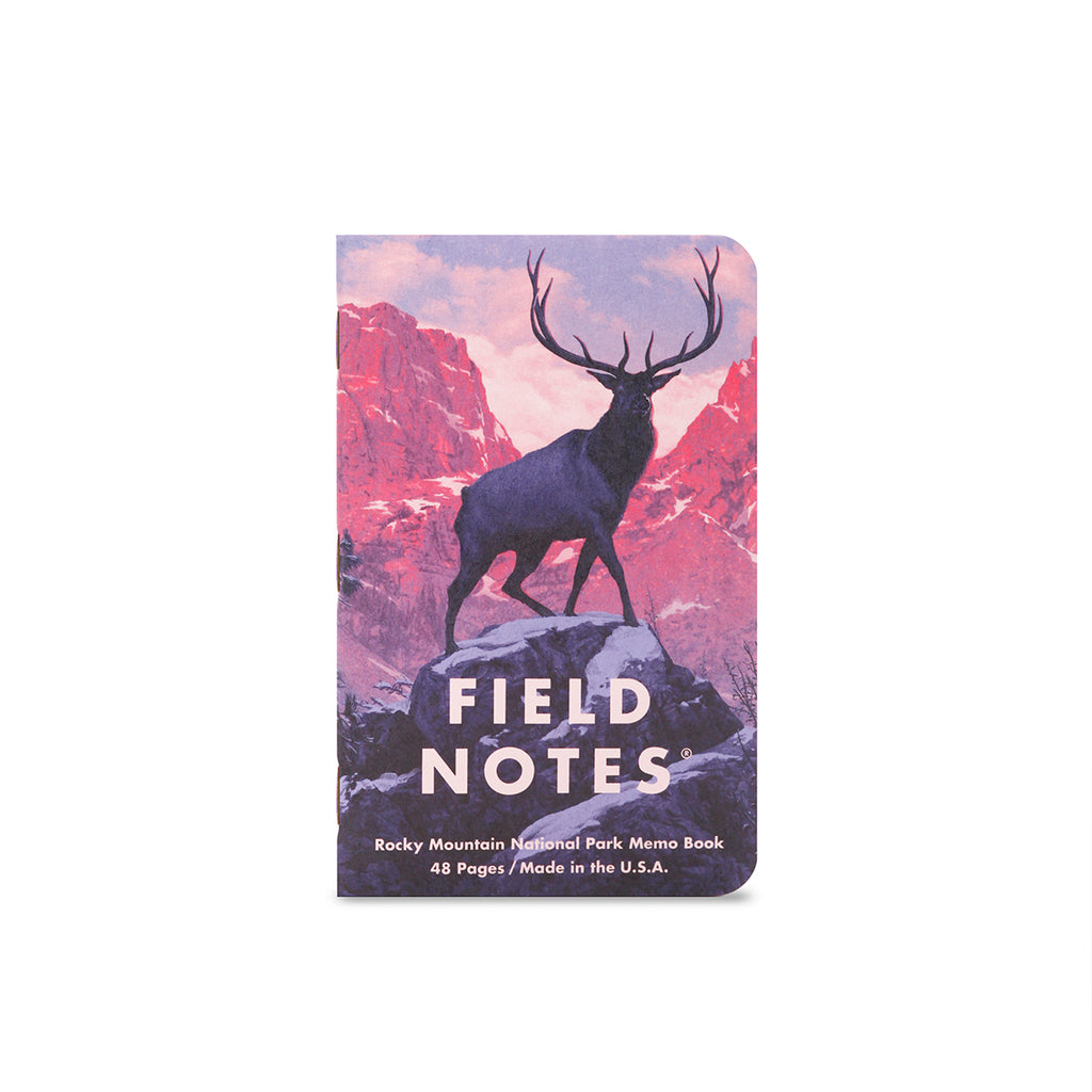 National Parks - Series C | Field Notes