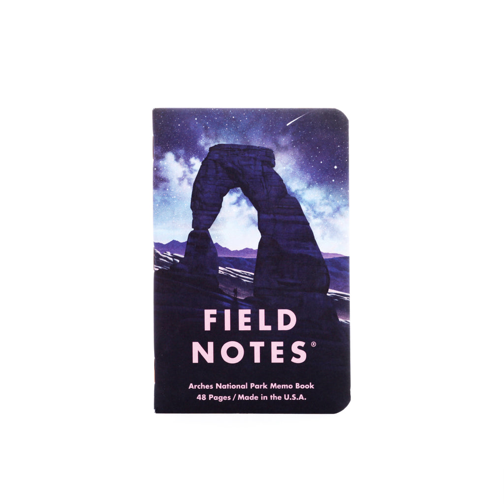 National Parks - Series D | Field Notes